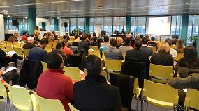 Foto de Éxito de la jornada 'El vidrio, una solución arquitectural' celebrada en Madrid