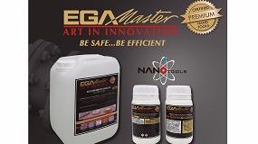 Foto de Ega Master amplía su gama con soluciones nanotecnológicas para el mantenimiento de suelos y superficies