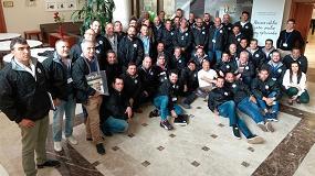 Foto de Lanzamiento exclusivo de Bona Inspiration con más de 65 Profesionales Certificados Bona