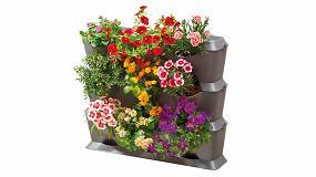 Foto de Gardena presenta su nuevo jardín vertical City Gardening