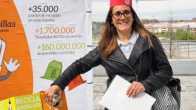 Foto de Ambilamp promueve el reciclaje de lámparas en el Día del Niño Atlético en Madrid