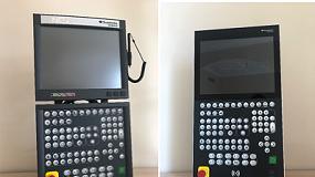 Foto de Nuevos simuladores de mando NC5 para las máquinas Sumitomo (SHI) Demag