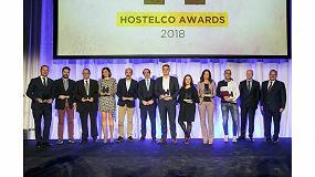 Foto de Hostelco premia los mejores profesionales y proyectos de restauración y hostelería del año
