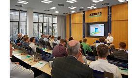 Foto de Cerca de 40 expertos participan en el Freeformer User Day 2018 de Arburg