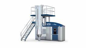 Foto de Nueva tecnología de pulverización electrostática para secado y microencapsulación a baja temperatura de Spraying Systems Spain