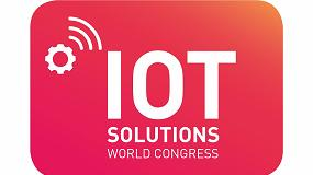 Foto de Todo sobre IoT Solutions World Congress 2018