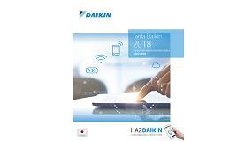Foto de Daikin presenta su nueva Tarifa de precios para 2018