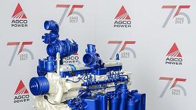 Foto de AGCO Power: 75 años y un millón de motores