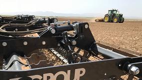 Foto de Medio millar de agricultores en las jornadas conjuntas de AG Group y Lamusa y Servicios