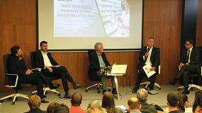 Foto de Itene muestra avances y tendencias en envases activos e inteligentes en la Convención de Packaging en Alicante