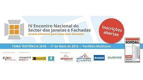 Picture of Anfaje celebra el IV Encontro Nacional do Sector das Janelas e Fachadas
