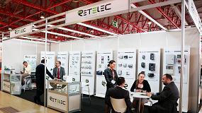 Fotografia de Retelec participa en Eficam