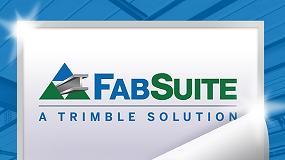 Picture of Trimble adquiere los activos de FabSuite para ampliar su cartera de software de fabricación de acero