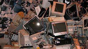 Foto de Cada español genera una media de 20 kilos de basura electrónica al año