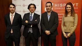Picture of El Consejo General de la Arquitectura Técnica de España e Hispalyt firman un convenio de colaboración
