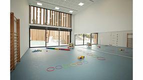 Picture of Nueva escuela infantil de la Escola Betània Patmos, en Barcelona