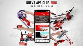 Foto de APP Club Rubi, la primera APP que te devuelve dinero por tus compras