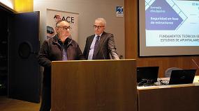 Picture of Afeci y ACE firman un acuerdo de colaboración