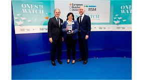 Fotografia de Bornay recibe el European Business Award 'Responsabilidad Social y Conciencia Medioambiental'