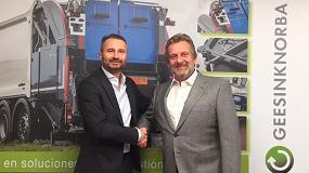 Picture of GeesinkNorba , nuevo socio comercial de la división Street Line de Comac en España