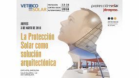 Foto de Jornada sobre Protección Solar y Arquitectura en Barcelona
