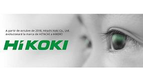 Picture of Hitachi evoluciona a Hikoki: una nueva marca con grandes fortalezas y mucha experiencia