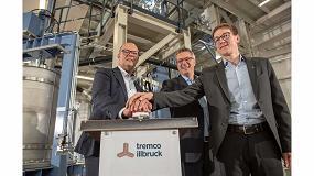 Foto de tremco illbruck moderniza su centro para selladores y tecnología adhesiva en Traunreut