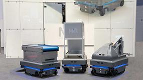 Foto de Por primera vez MiR participa en Hispack con sus robots móviles para el sector del packaging