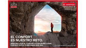Foto de Constituido el equipo internacional de instaladores Ariston Comfort Challenge