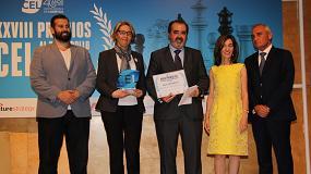 Foto de Linde Material Handling Ibérica patrocina los Premios CEL 2018