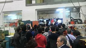 Foto de Hoffmann Iberia realiza en el IES Politécnico de Cartagena una nueva jornada Técnica Garant para el aumento de la productividad en el mecanizado