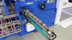 """Foto de La máquina plegadora combinada MBO K80, """"un éxito de ventas"""""""