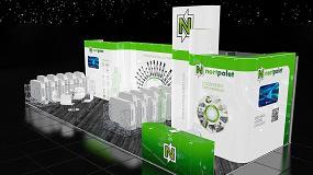 Foto de Nortpalet lleva a Hispack el concepto de embalaje basado en la idea 'cero residuos'
