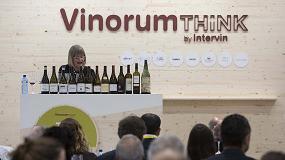 Foto de Vinorum Think se convierte en el principal punto de encuentro del sector del vino en Intervin, en el marco de Alimentaria