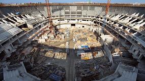 Foto de Ulma participa en el proyecto de construcción del pabellón de deportes más grande de Polonia
