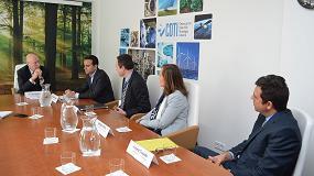 Foto de El CDTI presenta la nueva resina ligante renovable de Ursa cofinanciada con fondos Feder