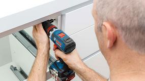 Foto de Bosch presenta el nuevo atornillador FlexiClick para profesionales