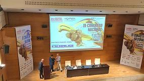 Foto de Pieralisi apoyando de nuevo el II Congreso Nacional de Maestros y Operarios de Almazara