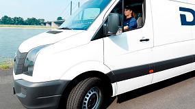 Foto de DSV Speed Delivery, el nuevo servicio de DSV de transporte de mercancías con furgoneta en tiempo récord