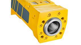 Foto de Epiroc presenta sus martillos hidráulicos SB con canal de rociado agua integrado