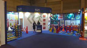 Foto de S21 Señalización participa en Sicur 2018