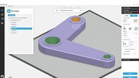 Foto de Stratasys incorpora un software para optimizar la creación de guías y fijaciones