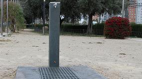 """Foto de Martín Mena lanza sus nuevas fuentes fabricadas con material reciclado, """"la alternativa sostenible"""""""