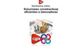 Foto de Mapei, empresa invitada del próximo seminario online de Cype