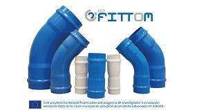 Foto de Accesorios de PVC-O ecoFITTOM de Molecor, ventajas y aplicaciones