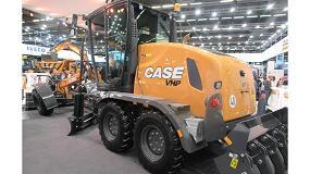 Foto de Case presenta su oferta de maquinaria de construcción de carreteras en Intermat 2018