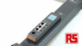 Foto de RS Components ofrece alimentación en rack con PDU modulares RS Pro y opciones de gestión de potencia