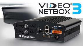 Foto de Dallmeier presenta la VideoNetBox 3 para pequeñas y medianas empresas