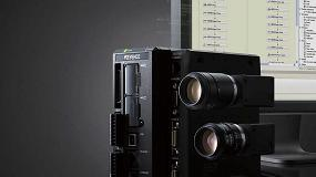 Foto de GSK elige la visión artificial de Keyence para inspeccionar sus productos