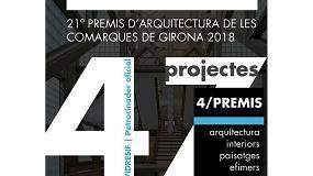 Foto de Vidresif patrocina los Premios de Arquitectura de las Comarcas de Girona